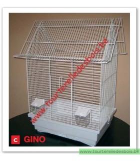 Cage oiseau Gino