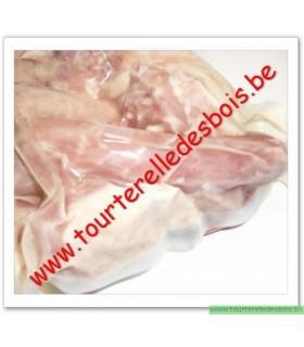 CONGELE - Nuque de poulet (1 Kg)