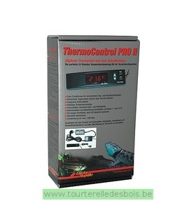 ThermoControl PRO II Lucky reptiles