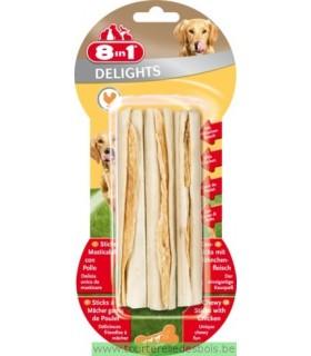 8 in 1 Sticks à mâcher delights - 3 pièces