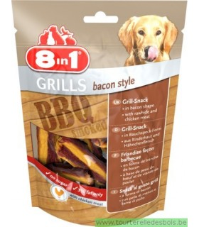 8 in 1 grills bacon style