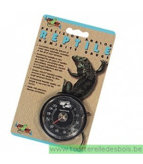 ZM Reptile Humidity Gauge [TH-21E]