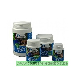 BASSLEER BIOFISH FOOD CHLORELLA - M - 60GRS