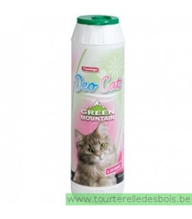 GREEN MOUNTAIN DÉSODORISANT DU BAC À CHAT 750G