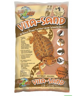 ZM Vita-Sand Outback orange 2,25kg [VO-05]