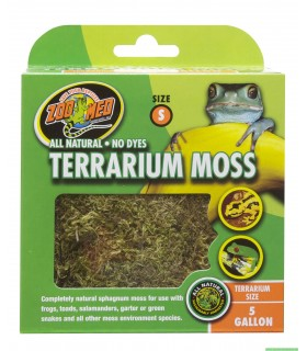 ZM Terrarium moss [CF2-ME]1.80 Litres