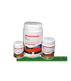BASSLEER BIOFISH FOOD ACAI - M - 600 GRS
