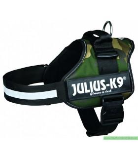 JULIUS-K9 HARNAIS POWER MINI MINI CAMOUFLAGE S / 40-53CM