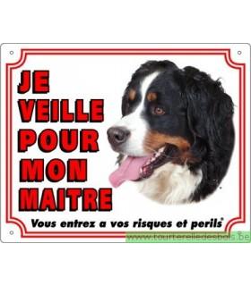 Panneau pvc Bouvier bernois