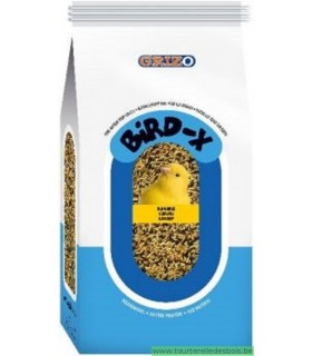 BIRD-X MELANGE CANARI + FRUITS - 1KG