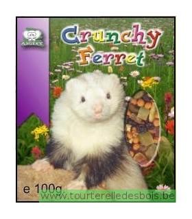 Crunchy ferret friandise 100g