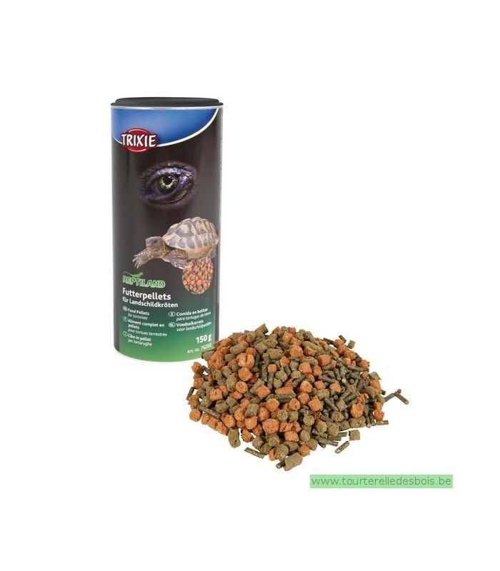 nourriture paillette pour tortues terrestres vit la tourterelle des bois