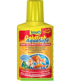 TetraAqua AquaSafe Goldfish 100 ml