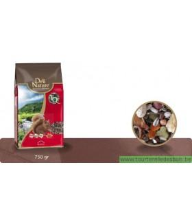 DN Ecureuil (fruits et noix) 750 grs MENU