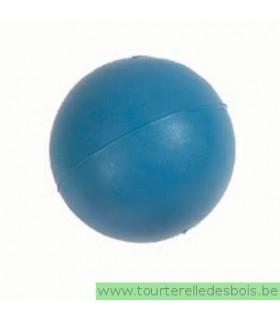 Balle en caoutchouc grande 60 mm