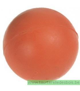 Balle en caoutchouc moyenne 50 mm