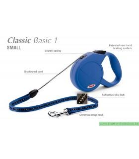 FLEXI Classic bleu Small