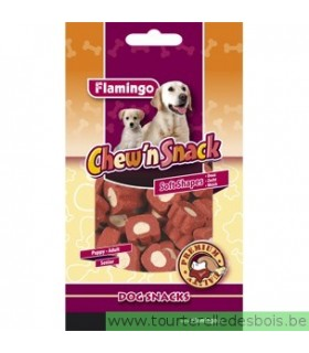 PP CHEW'N SNACK PAWS - 150 GR