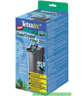 TETRATEC EASY CRYSTAL FILTRE 250