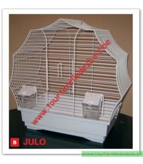 Cage oiseau Julo