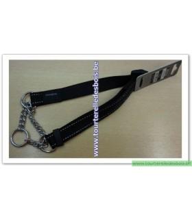 ROGZ Collier etrangleur HC05A 25 MM noir nylon