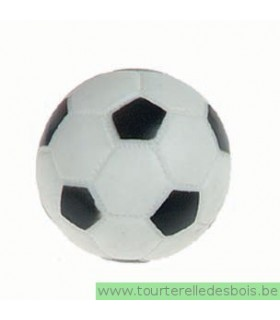 ***VINYL BALLON DE FOOTBALL 10 CM