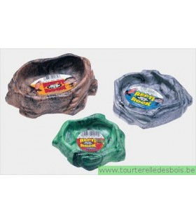 ZM Reptile Water Dish Large [WD-40E]