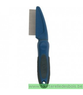 BLUELINE peigne à puces 72 dents