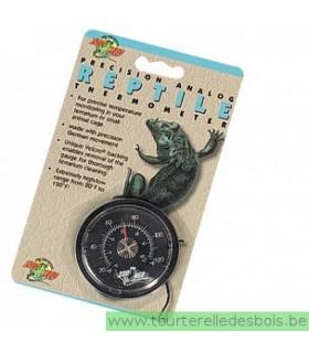 ZM Reptile Thermomètre Analog [TH-20E]