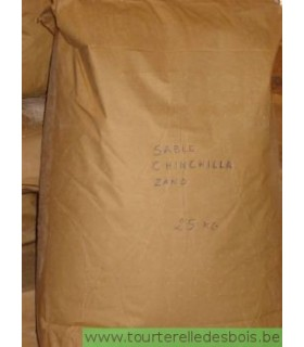 SABLE SPECIAL BAIN CHINCHILLA - 20 KG