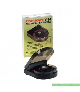 Nourrisseur automatique d'aquarium F14
