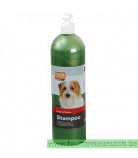 SHAMPOING CHIEN AUX HERBES - 1LITRE