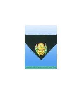Bandana style ghost rider 36 x 72 cm T2