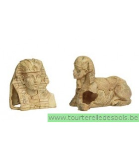 DECORATION VIELLE EGYPTE PHARAON