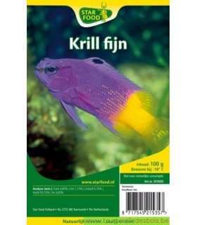 CONGELE- Krill du pacifique