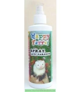 HAPPY FERRET SPRAY ANTI PARASITES 200 ML