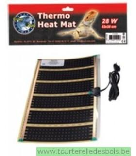 EZ tapis chauffant 35 watt - 65 x 28 cm