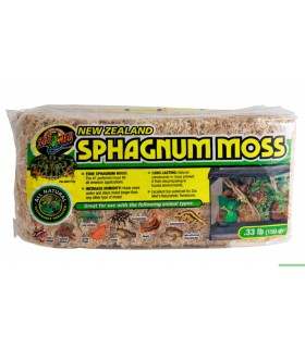 NEW ZEALAND SPHAGNUM MOSS - 150GRS.