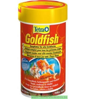 TETRA GOLDFISH FLOCONS 250 ML.