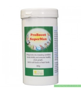 PROTEINES - Proboost super max 100 G.