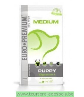 EP MEDIUM PUPPY DERMA+ - 10KG
