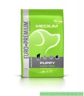 EP MEDIUM PUPPY AGNEAU & RIZ - 3KG