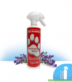 DIAMEX SPRAY PUCE-STOP 500ML