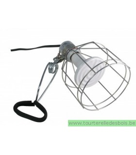 ZM CLAMP LAMP DE LUXE DE PORCELAINE [LF-10]