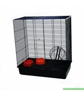 Cage pour écureuil chippy