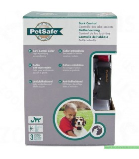 PETSAFE Collier anti-aboiement