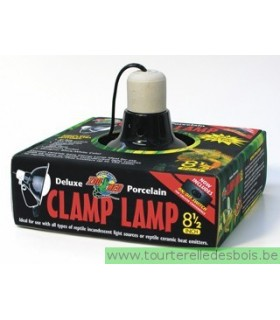 ZM Clamp Lamp Deluxe Porcelaine 14 cm n[LF-11E]