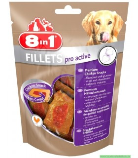 8 IN 1 FILETS PRO ACTIVE S
