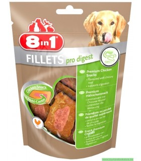 8 IN 1 FILETS PRO DIGEST S