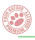 VIANDE DE CONSERVATION POULET/MAQUEREAU NATUREL - 650GRS